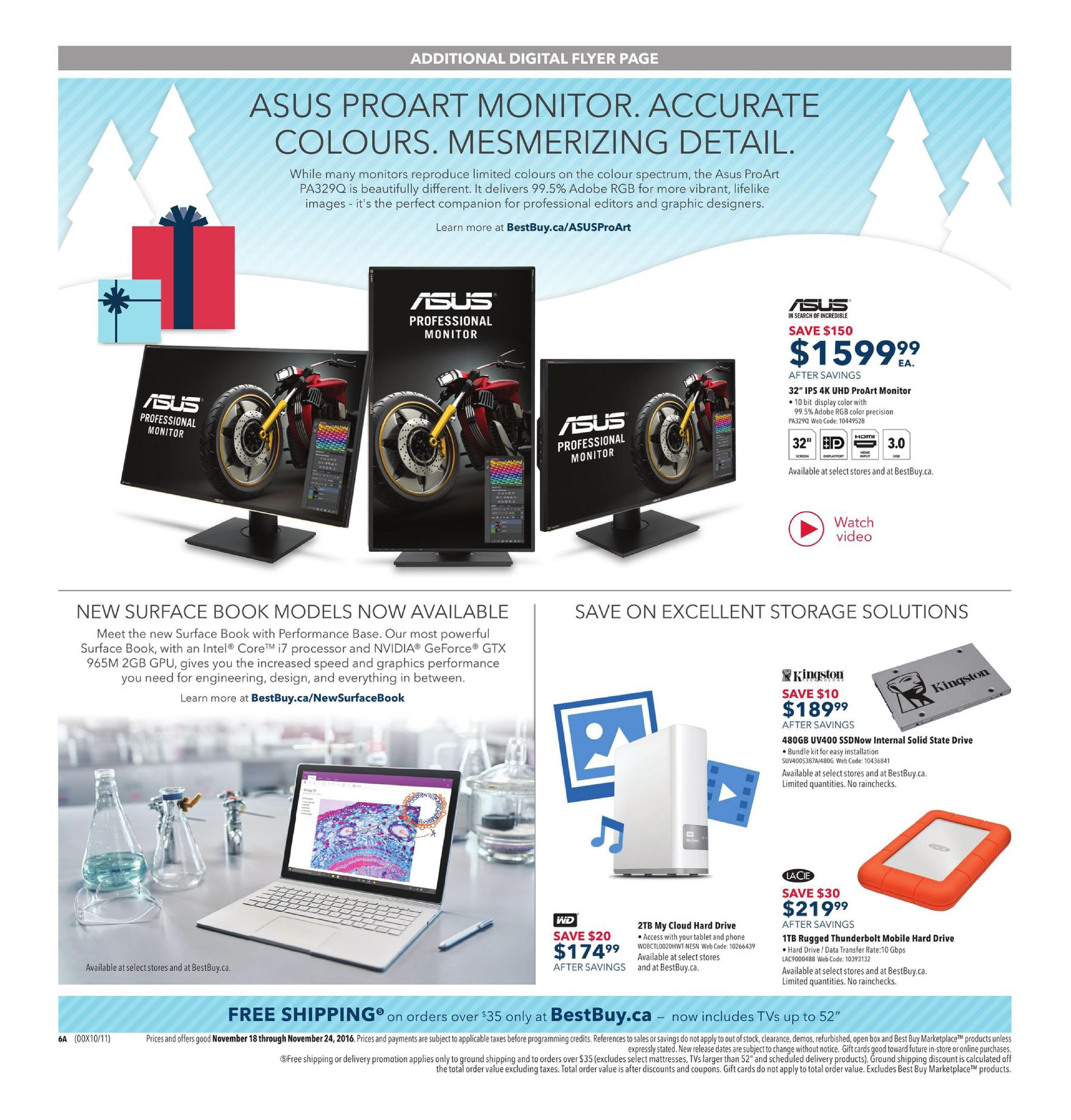 Best Buy Weekly Flyer Early Black Friday Appliance Sale Phone Jack Wiring Question For Voip Redflagdealscom Forums Nov 18 24