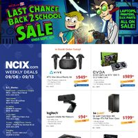 - Last Chance Back 2 School Sale Flyer