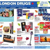 London Drugs - General - 6 Days of Savings Flyer