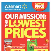 - Weekly - Our Mission: The Lowest Prices Flyer