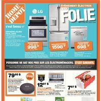 Home Depot Flyer - Montreal, QC - RedFlagDeals.com