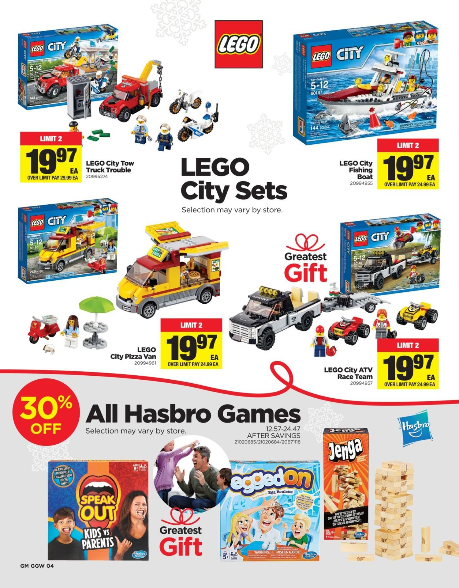 Real Canadian Superstore Weekly Flyer - Toy Book - Their