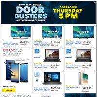 - Best Buy US - Black Friday Preview Flyer