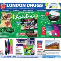 London Drugs - General - Countdown to Christmas Flyer
