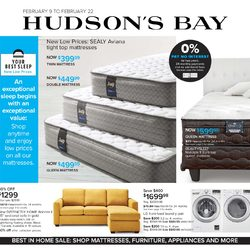 The Bay - Best In Home Sale Flyer