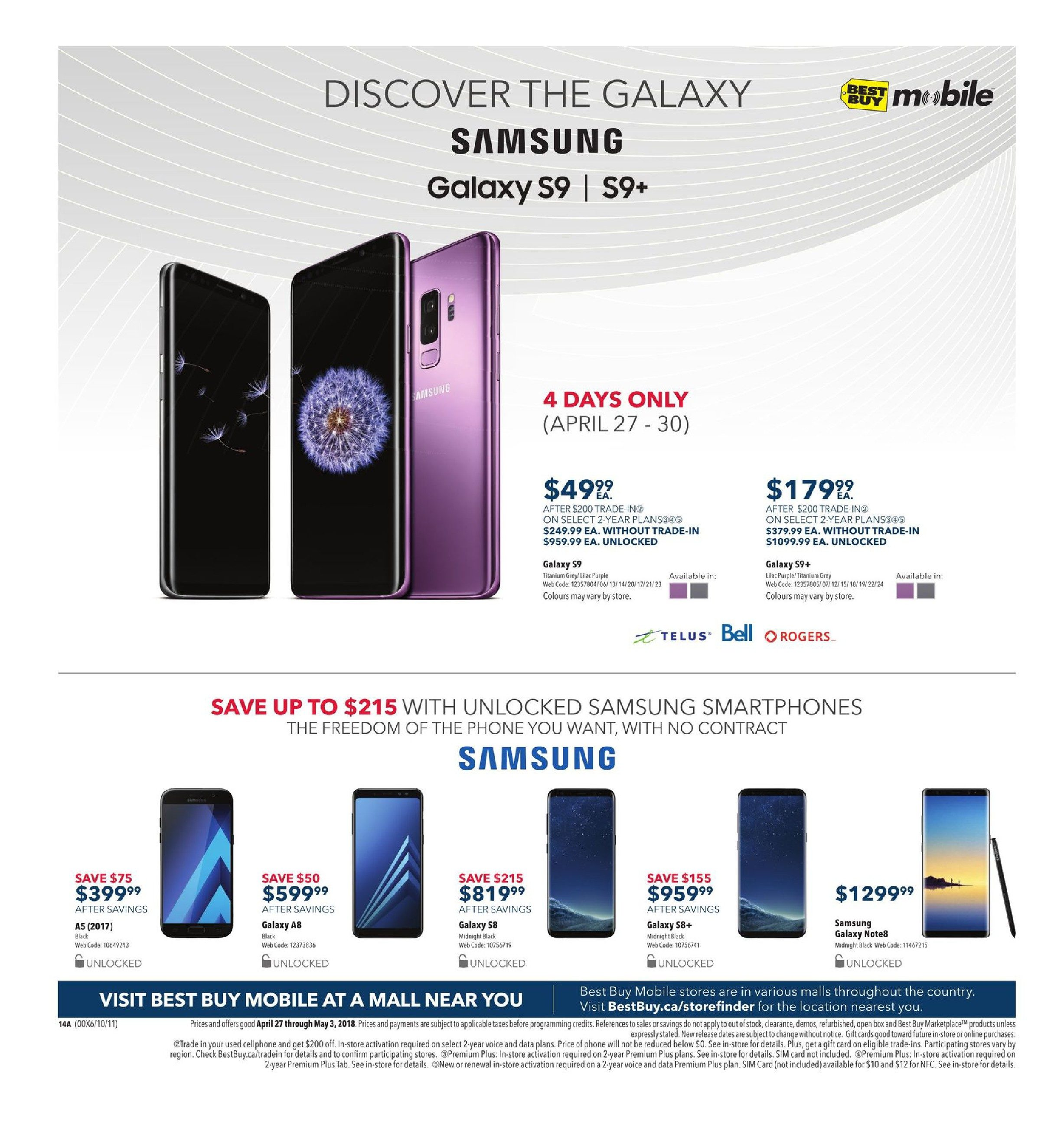 Best buy weekly flyer weekly surf amazing deals apr 27 may 3 best buy weekly flyer weekly surf amazing deals apr 27 may 3 redflagdeals fandeluxe Image collections