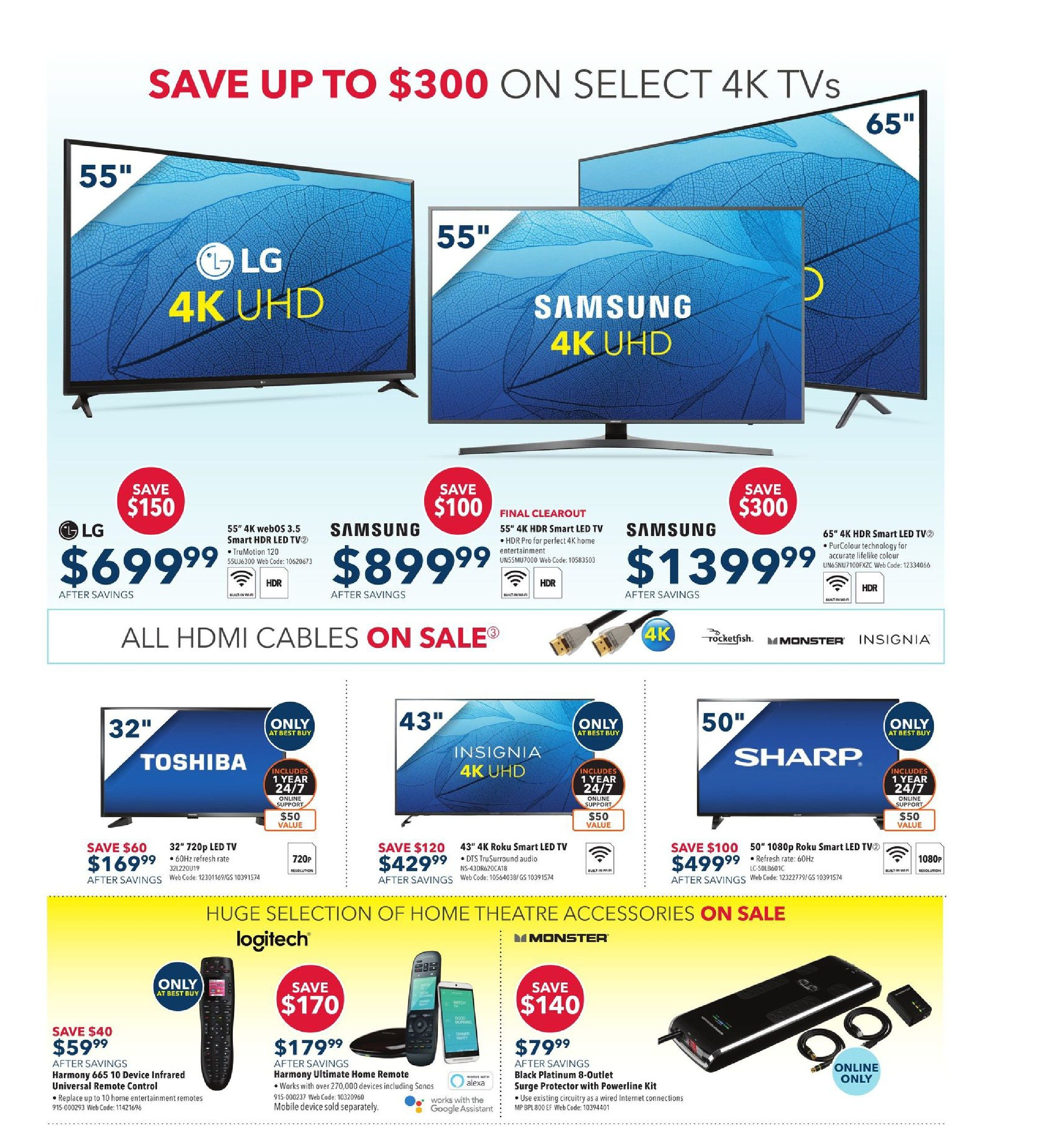 Best Buy Weekly Flyer - Weekly - Boxing Day In July Sale - Jun 29 ...