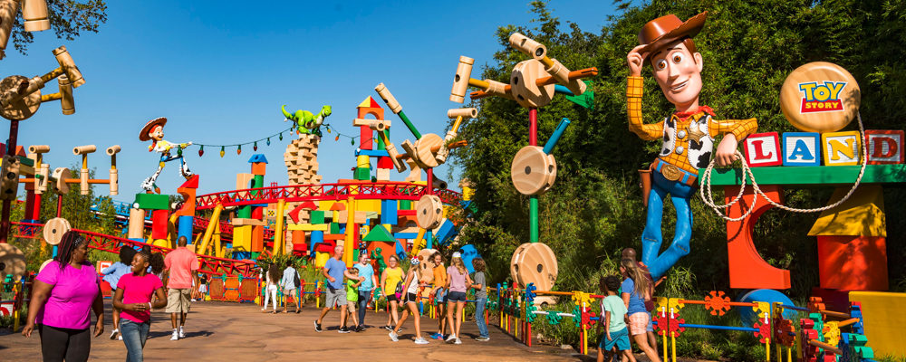 Toy Story Land Is Now Open At Walt Disney World