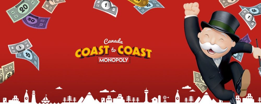2019 monopoly rare pieces canada