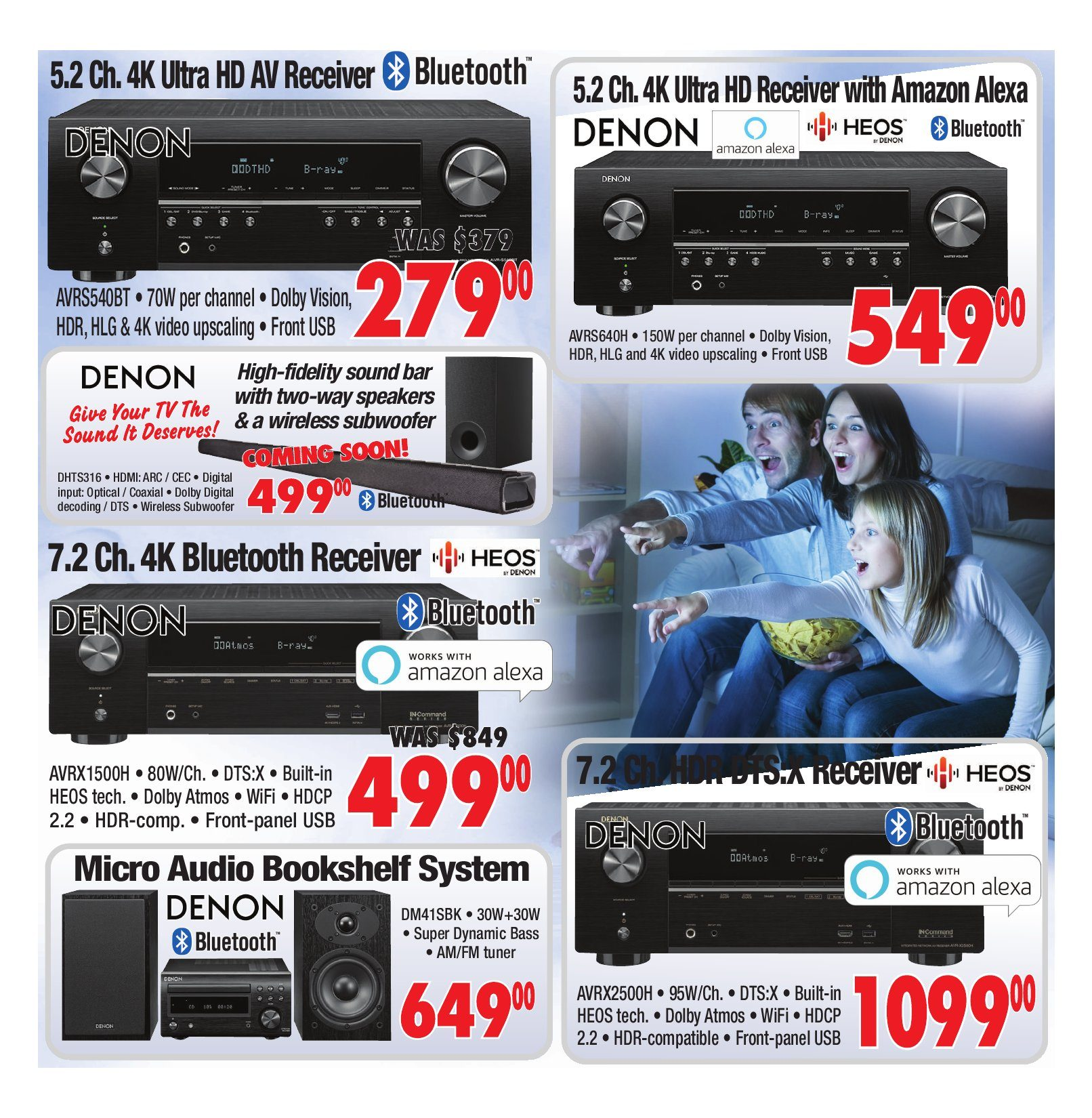 2001 Audio Video Weekly Flyer Fall Clearance Sale Oct Pioneer Mosfet 50wx4 Power Ac Or Dc 19 25