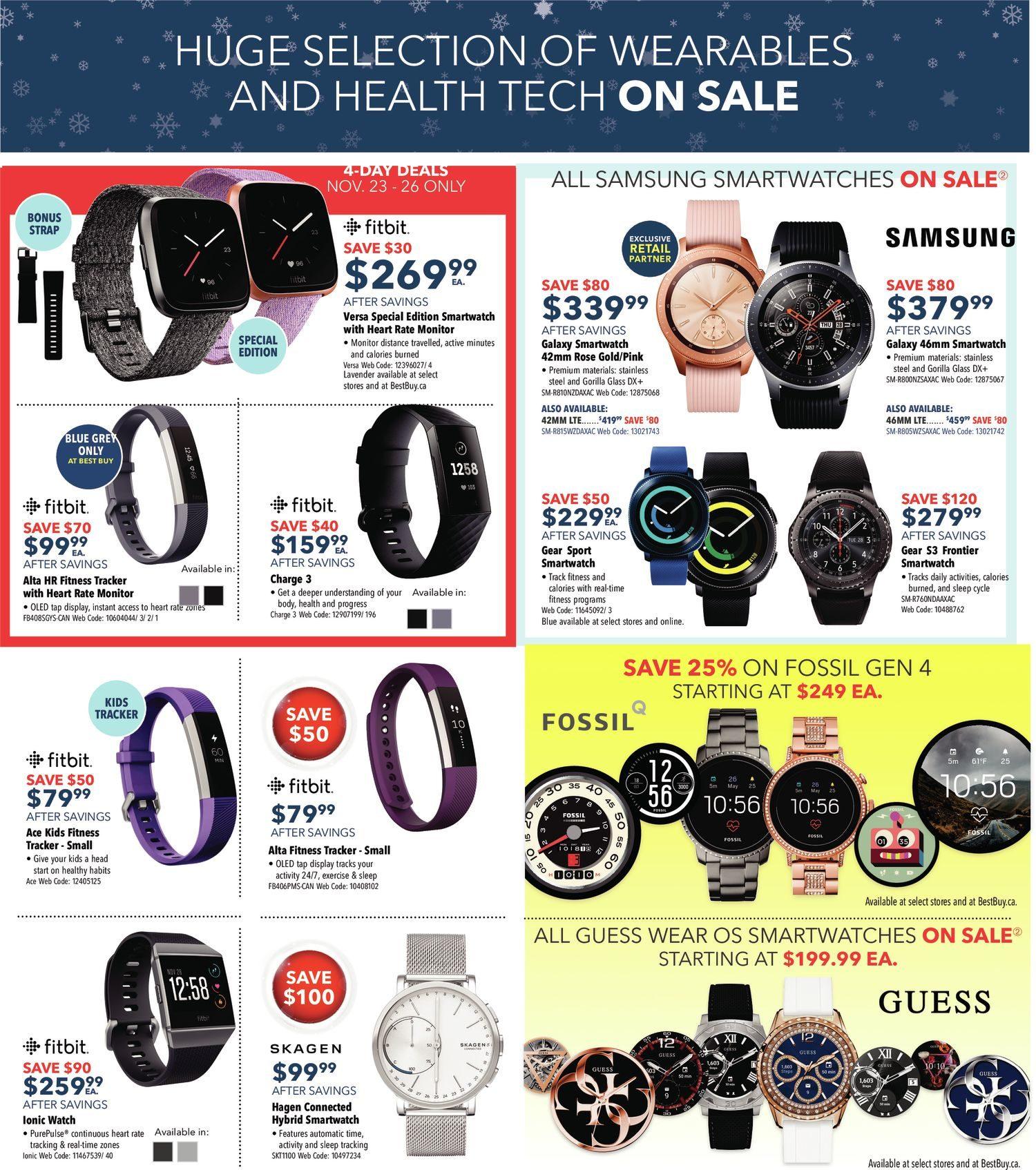 2924213950c Best Buy Weekly Flyer - Weekly - Black Friday Sale - Nov 23 – 29 -  RedFlagDeals.com