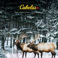 Cabelas - 2018 Holiday Gift Guide Flyer