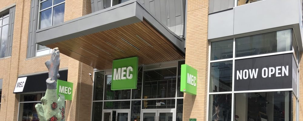 MEC Opens New Queen Street West Flagship Store in Downtown Toronto