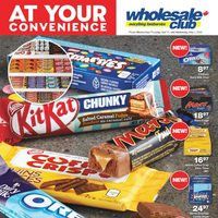 Wholesale Club - At Your Convenience Flyer