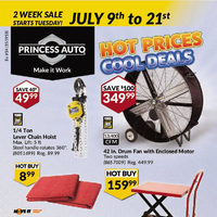 - 2 Week Sale - Hot Prices, Cool Deals Flyer