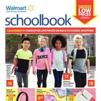 Walmart - School Book Flyer