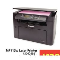 Canon MF113W Laser Printer