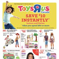 Toys R Us - Weekly Flyer