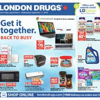 - 6 Days of Savings - Get It Together Flyer