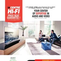 Centre HIFI - Weekly Flyer