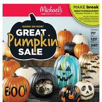 - Weekly - Great Pumpkin Sale Flyer