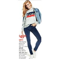 Levi's 700 Series Jeans For Women
