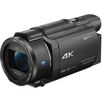 Sony Fdr-Ax53 4k Camcorder 20x 3""