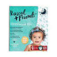 Rascal + Friends Super Jumbo Box Diapers or Training Pants