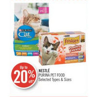 Nestle Purina Pet Food