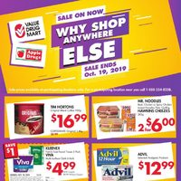 Apple Drugs - Why Shop Anywhere Else Sale Flyer