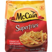 McCain Fries Or McCain Pizza Pockets