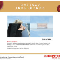 Shoppers Drug Mart - Luxury Beauty - Holiday Indulgence Flyer