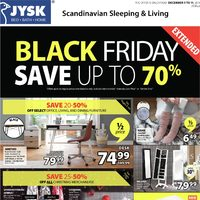JYSK - Weekly - Black Friday Extended Flyer