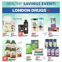 - Healthy Savings Event! Flyer