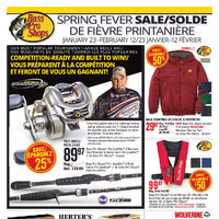 - Spring Fever Sale Flyer