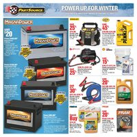 - Power Up For Winter Flyer