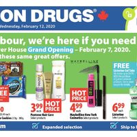 - Vancouver House Grand Opening Specials Flyer