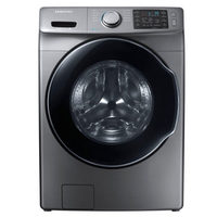 Samsung 5.2 Cubic Ft Front-Load Washer, 7.5 Cubic Ft Front-Load Dryer