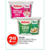 Neilson Cottage Cheese Or Sour Cream