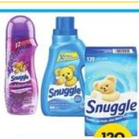 Snuggle Fabric Softener or Scent Booster