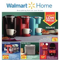 Walmart - Home Book - Everything Fall At Low Prices Flyer