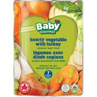Heinz By Nature Or Baby Gourmet Protein Organic Baby Food