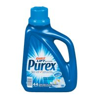Purex Liquid Laundry Detergent, Sunlight 2X Detergent, Snuggle Fabric Softener, Sheets or Scent Booster