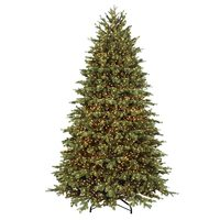 7.5' Cavalier Pre-Lit Artifical Christmas Tree