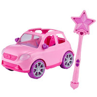 Hop Skip Sparkle Dress-Up - Remote Control Car & Doll
