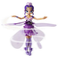 Pixie Crystal Flyer - Purple