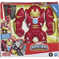 Playskool Heroes Marvel Super Hero Adventures Mega Mighties