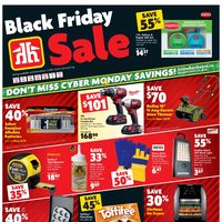 Home Hardware - Weekly - Black Friday Sale Flyer