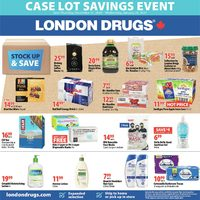 - Case Lot Savings Event Flyer