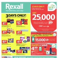 Rexall - Weekly Savings Flyer